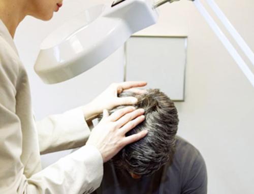 Hair Clinic / Διάγνωση Τριχόπτωσης